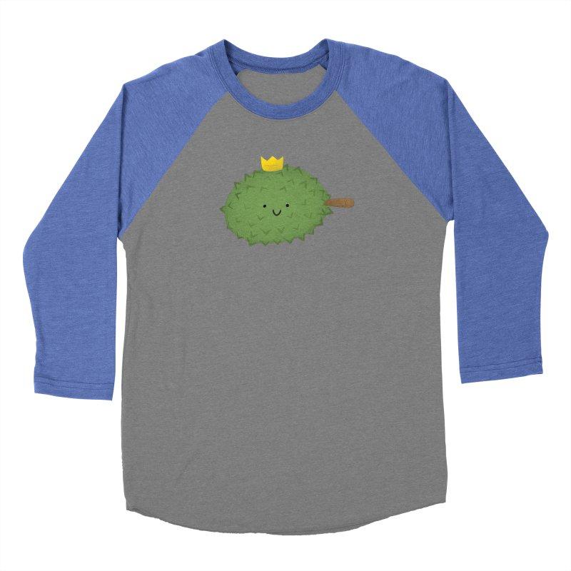 Durian, King of Fruits! Women's Longsleeve T-Shirt by Filipeanut Sari-Sari Store