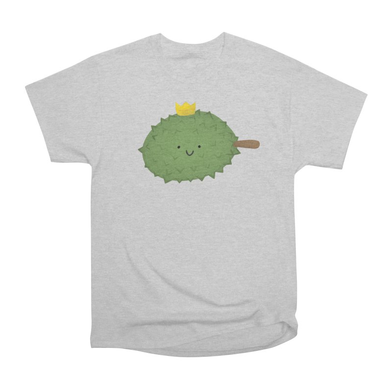 Durian, King of Fruits! Women's Heavyweight Unisex T-Shirt by Filipeanut Sari-Sari Store