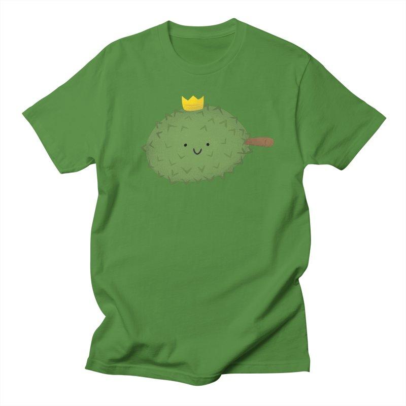 Durian, King of Fruits! Men's Regular T-Shirt by Filipeanut Sari-Sari Store
