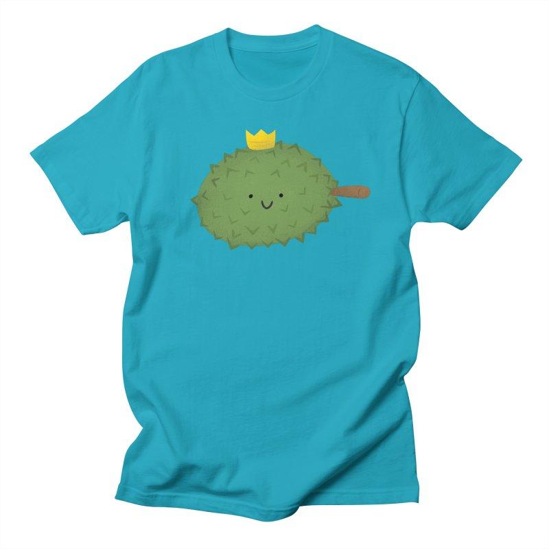 Durian, King of Fruits! Women's Regular Unisex T-Shirt by Filipeanut Sari-Sari Store