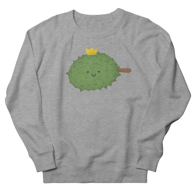 Durian, King of Fruits! Women's French Terry Sweatshirt by Filipeanut Sari-Sari Store