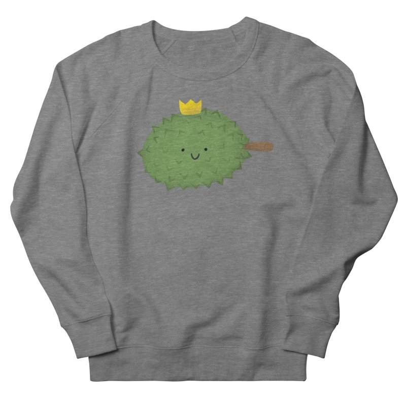 Durian, King of Fruits! Men's Sweatshirt by Filipeanut Sari-Sari Store