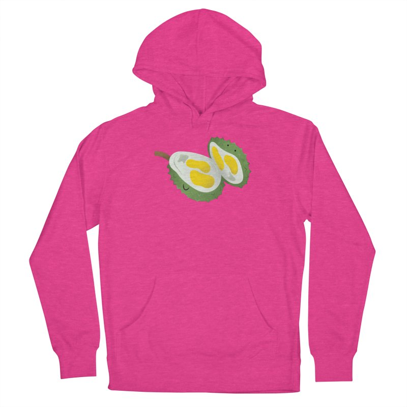 Durian, open wide! Men's Pullover Hoody by Filipeanut Sari-Sari Store