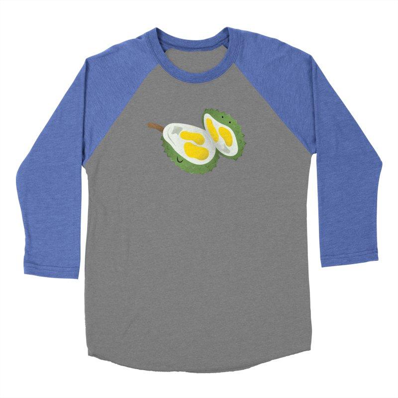 Durian, open wide! Women's Longsleeve T-Shirt by Filipeanut Sari-Sari Store