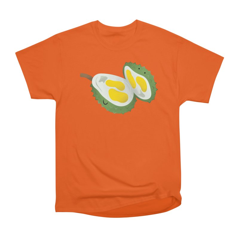 Durian, open wide! Women's T-Shirt by Filipeanut Sari-Sari Store