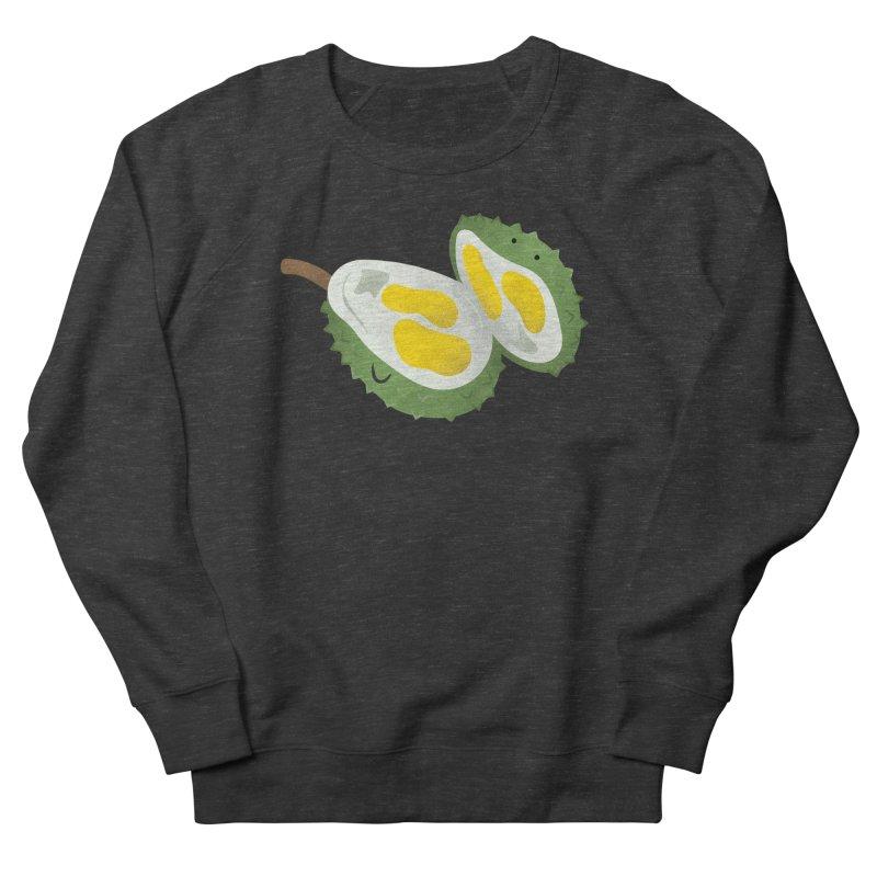 Durian, open wide! Men's Sweatshirt by Filipeanut Sari-Sari Store