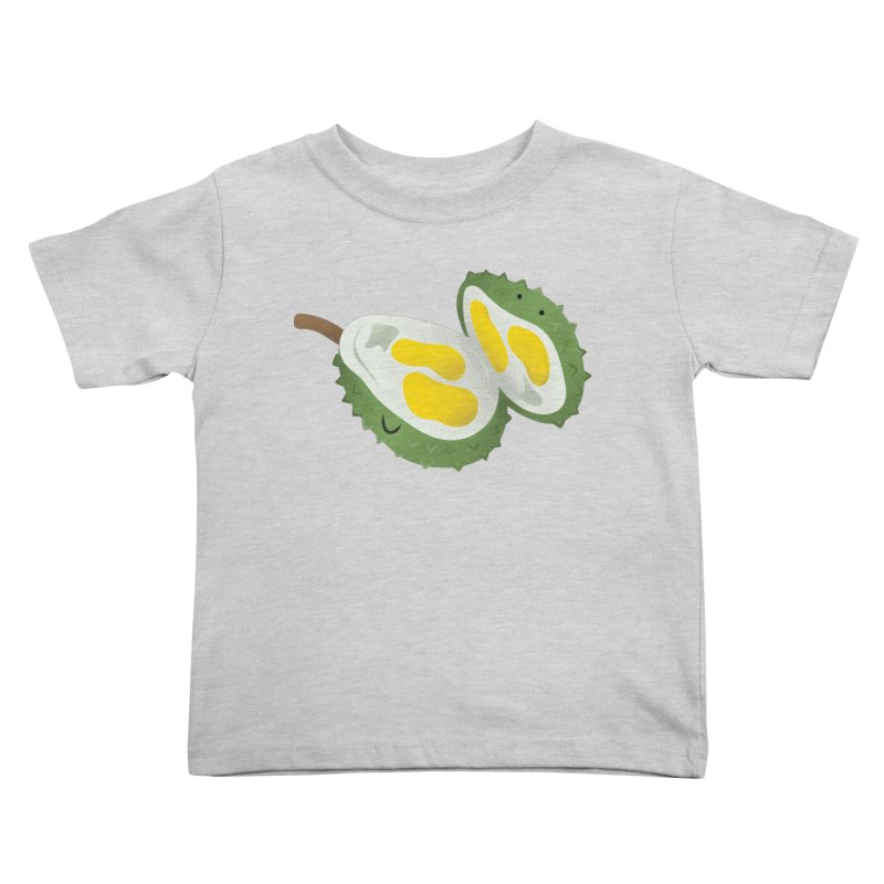 Durian, open wide! Kids Toddler T-Shirt by Filipeanut Sari-Sari Store