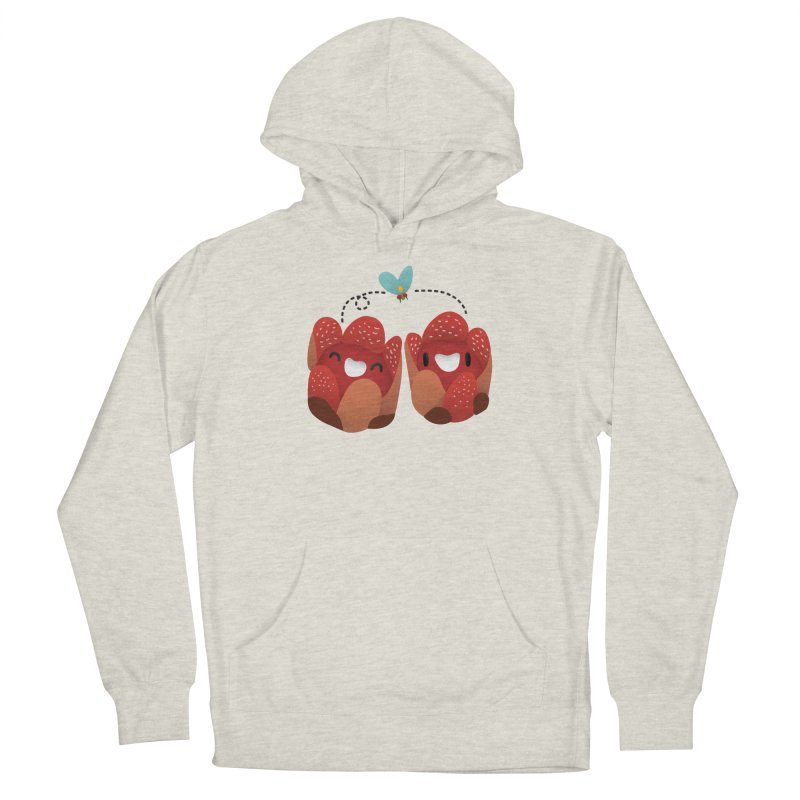 Rafflesia consueloae Women's Pullover Hoody by Filipeanut Sari-Sari Store