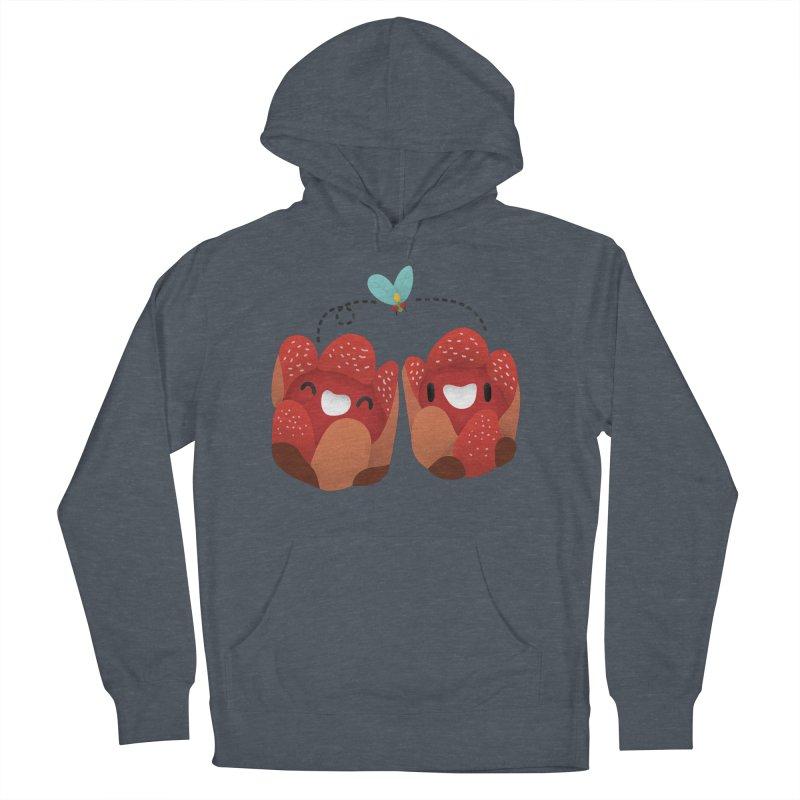 Rafflesia consueloae Women's French Terry Pullover Hoody by Filipeanut Sari-Sari Store