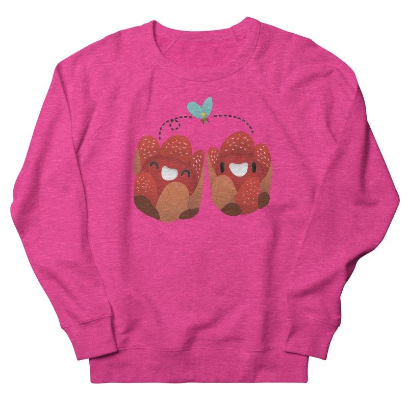 Rafflesia consueloae Women's French Terry Sweatshirt by Filipeanut Sari-Sari Store