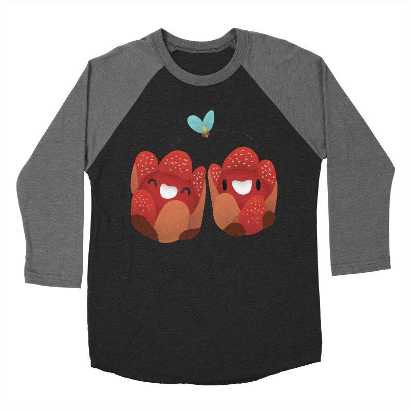 Rafflesia consueloae Women's Baseball Triblend Longsleeve T-Shirt by Filipeanut Sari-Sari Store