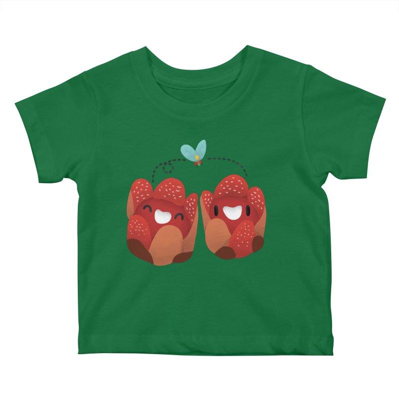 Rafflesia consueloae Kids Baby T-Shirt by Filipeanut Sari-Sari Store