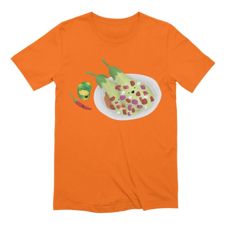 Ensaladang talong Men's T-Shirt by Filipeanut Sari-Sari Store
