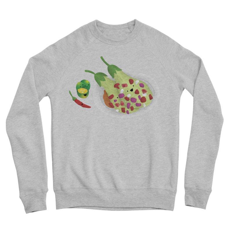 Ensaladang talong Women's Sweatshirt by Filipeanut Sari-Sari Store