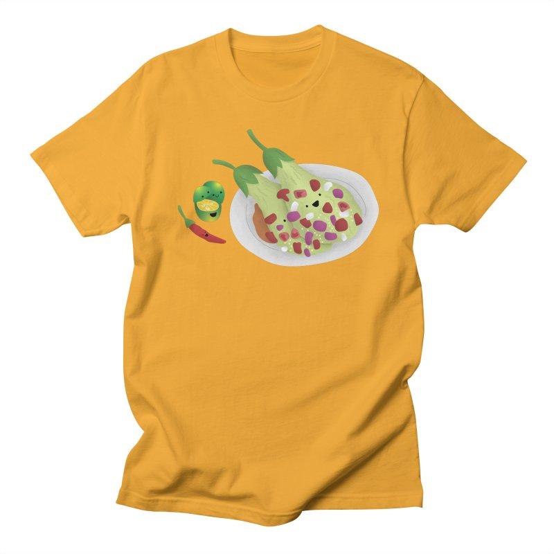Ensaladang talong Men's Regular T-Shirt by Filipeanut Sari-Sari Store