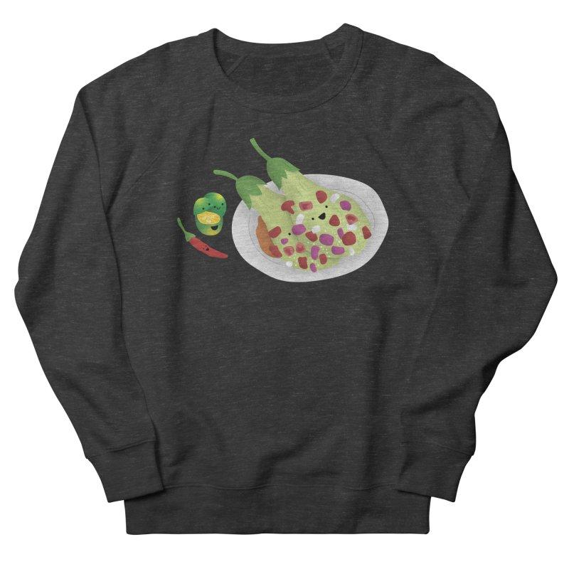 Ensaladang talong Men's Sweatshirt by Filipeanut Sari-Sari Store