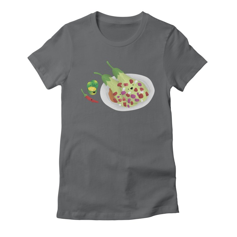 Ensaladang talong Women's T-Shirt by Filipeanut Sari-Sari Store