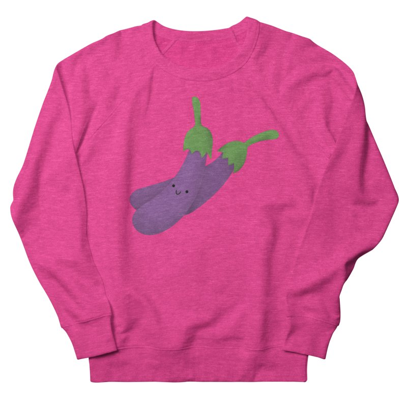 Talong or eggplant Men's Sweatshirt by Filipeanut Sari-Sari Store