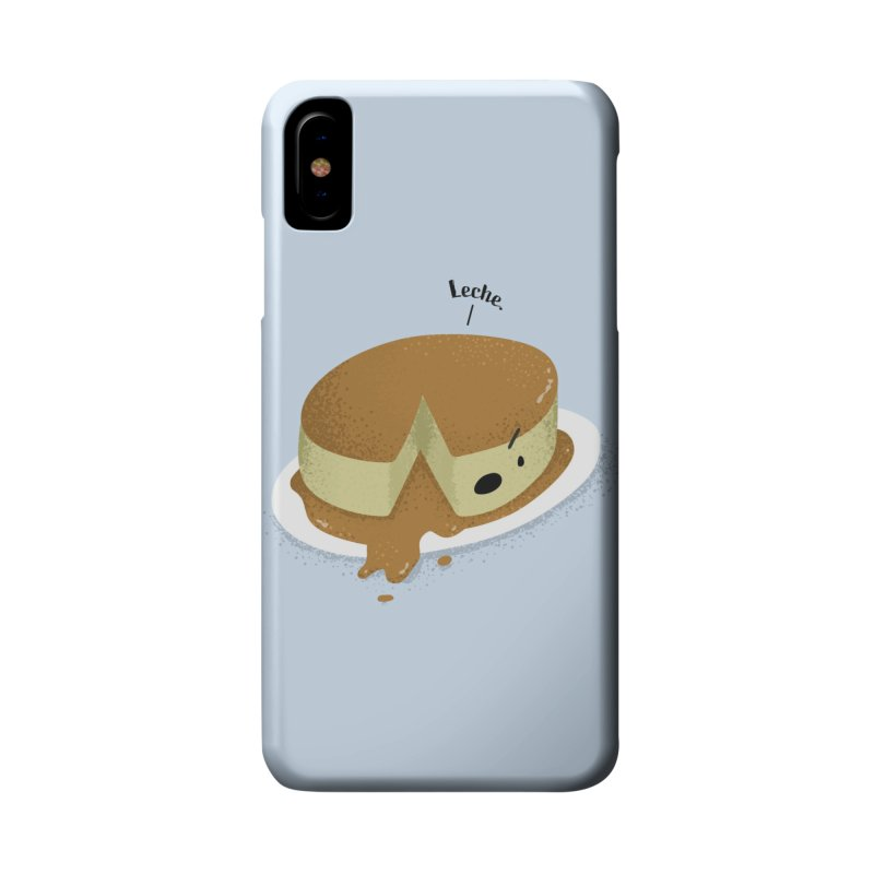 Leche Accessories Phone Case by Filipeanut Sari-Sari Store