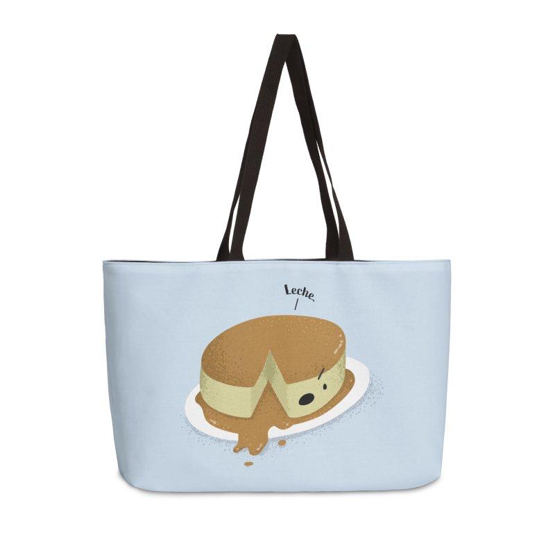 Leche Accessories Weekender Bag Bag by Filipeanut Sari-Sari Store