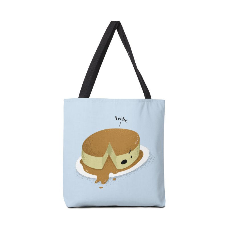 Leche Accessories Tote Bag Bag by Filipeanut Sari-Sari Store