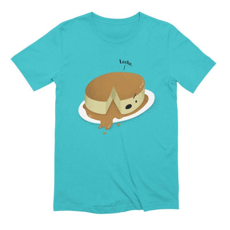 Leche Men's T-Shirt by Filipeanut Sari-Sari Store
