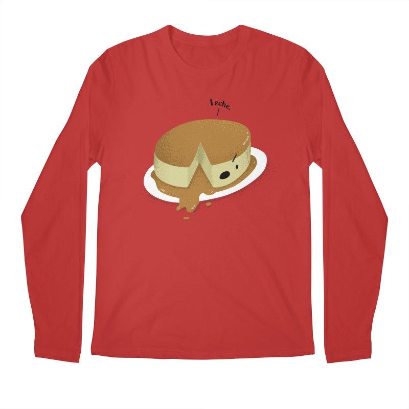 Leche Men's Longsleeve T-Shirt by Filipeanut Sari-Sari Store
