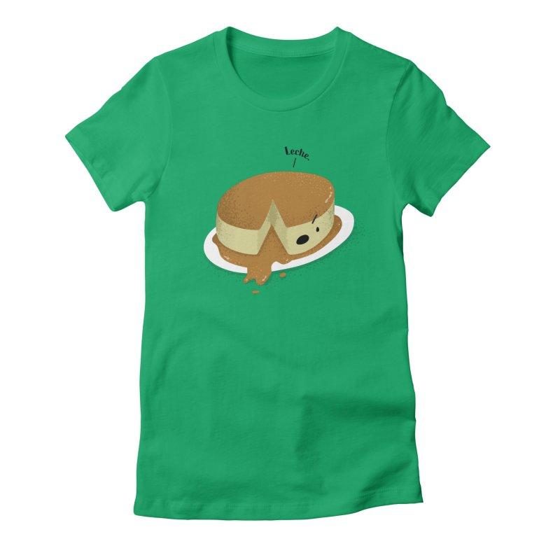 Leche Women's T-Shirt by Filipeanut Sari-Sari Store