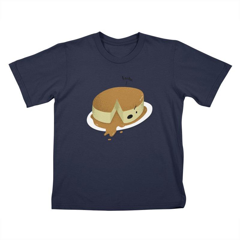 Leche Kids T-Shirt by Filipeanut Sari-Sari Store