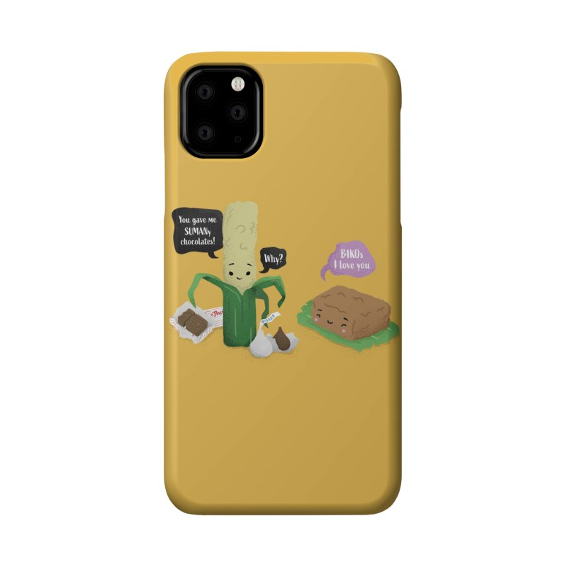 Suman & Biko Accessories Phone Case by Filipeanut Sari-Sari Store