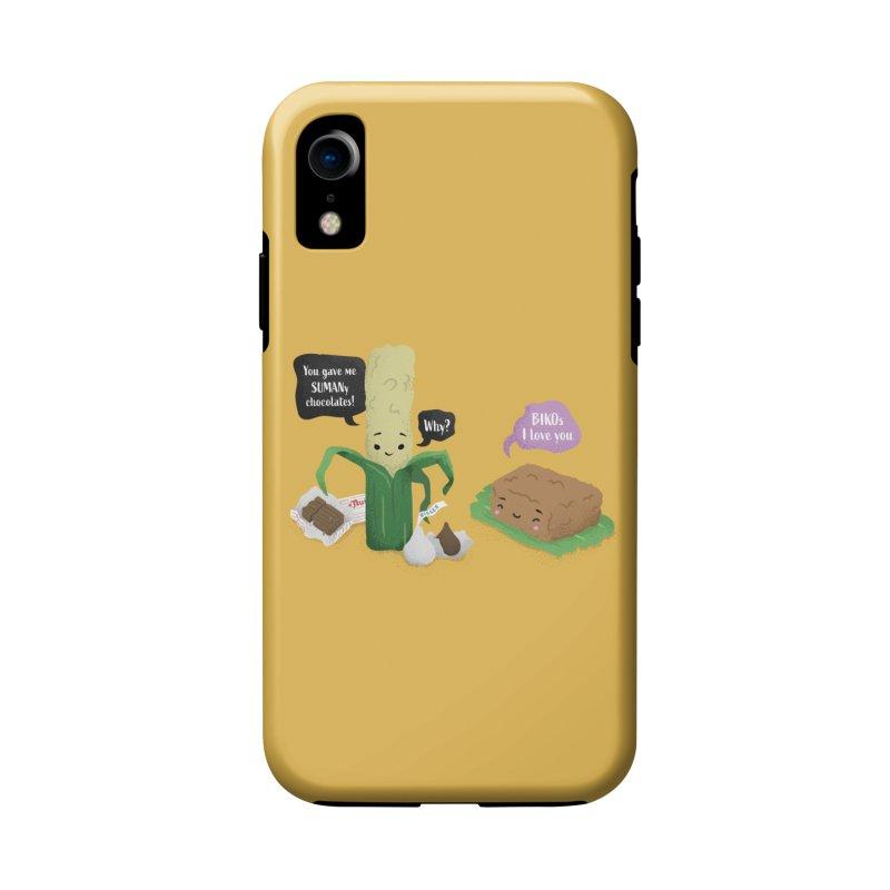 Suman & Biko Accessories Phone Case by Filipeanut Sari-Sari Store