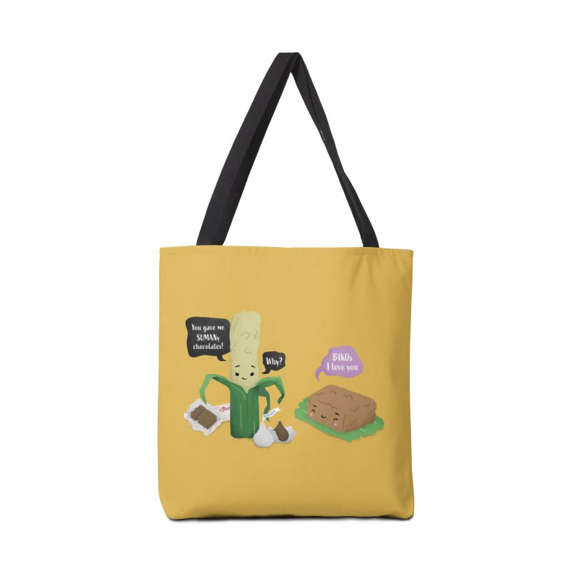 Suman & Biko Accessories Tote Bag Bag by Filipeanut Sari-Sari Store