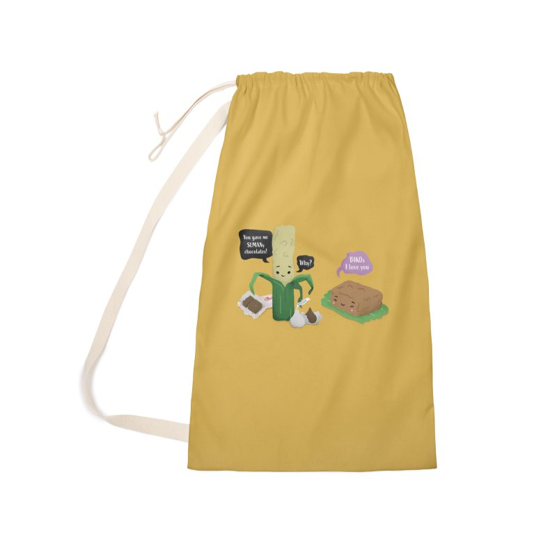 Suman & Biko Accessories Laundry Bag Bag by Filipeanut Sari-Sari Store