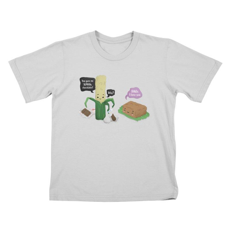 Suman & Biko Kids T-Shirt by Filipeanut Sari-Sari Store