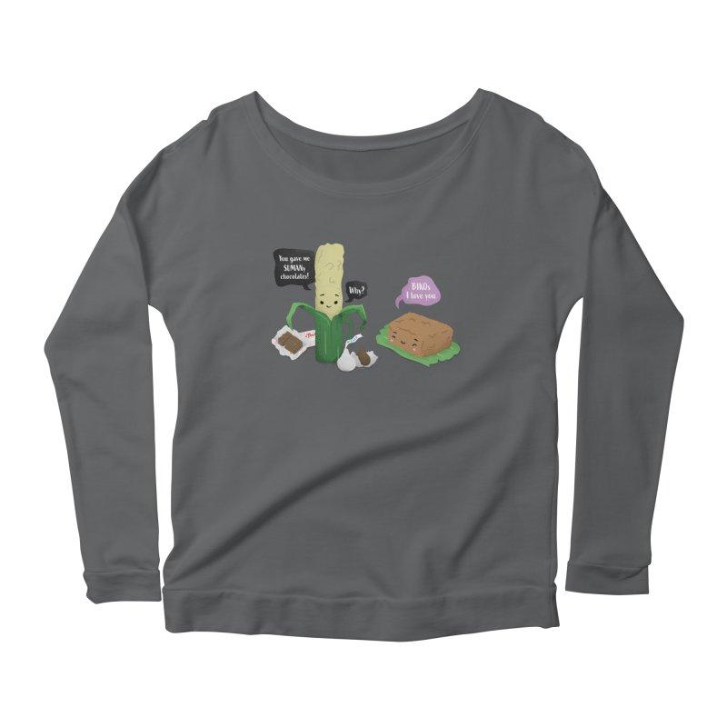 Suman & Biko Women's Longsleeve T-Shirt by Filipeanut Sari-Sari Store