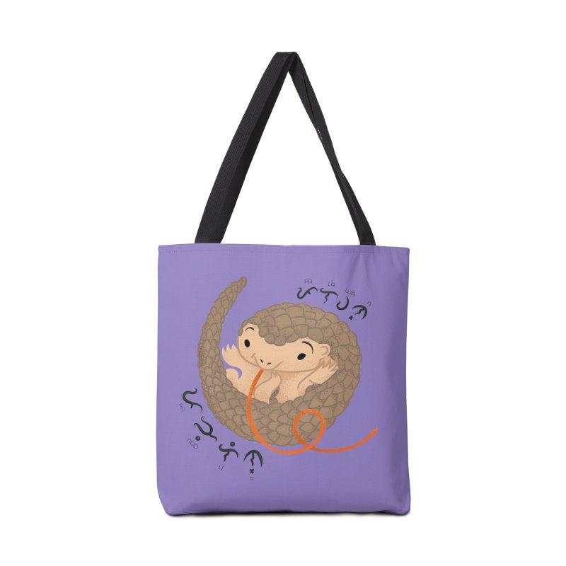 Palawan Pangolin Accessories Bag by Filipeanut Sari-Sari Store
