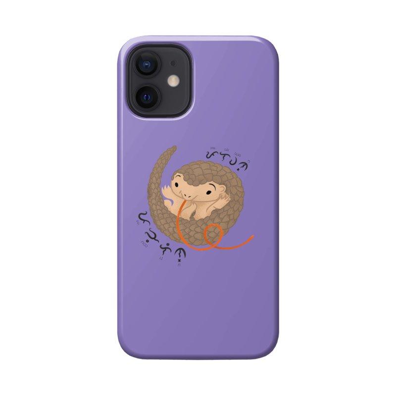 Palawan Pangolin Accessories Phone Case by Filipeanut Sari-Sari Store