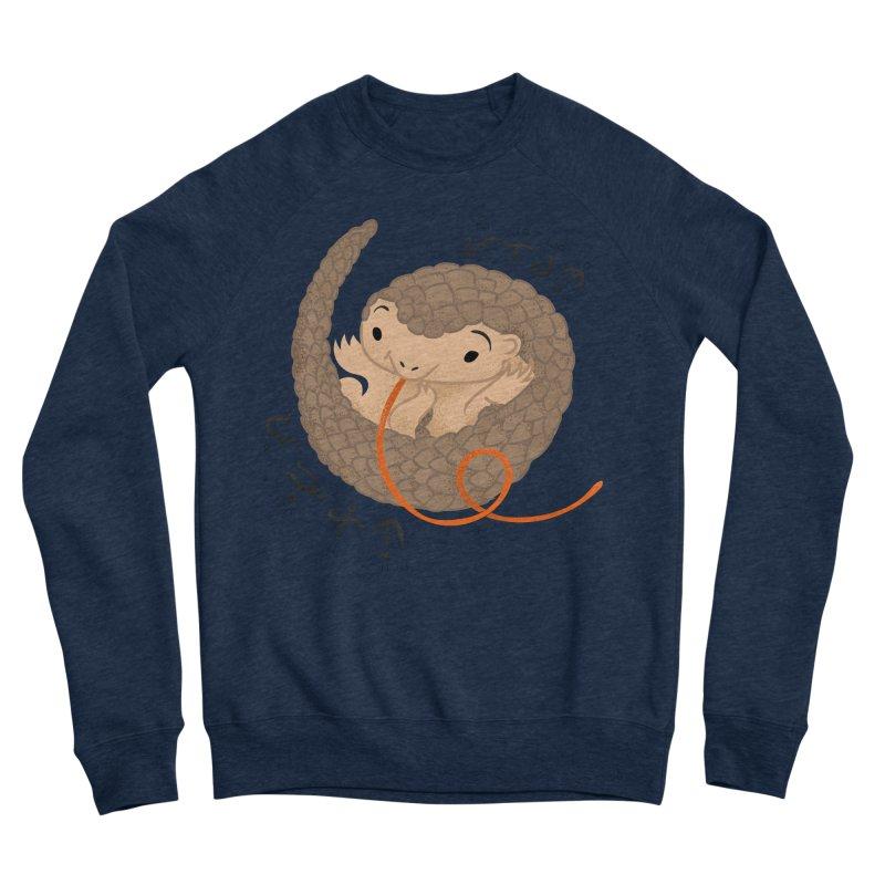 Palawan Pangolin Men's Sweatshirt by Filipeanut Sari-Sari Store
