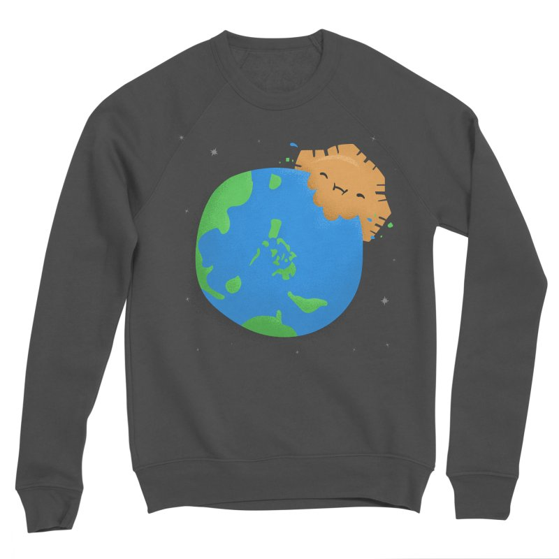 Sun Eating World Women's Sweatshirt by Filipeanut Sari-Sari Store