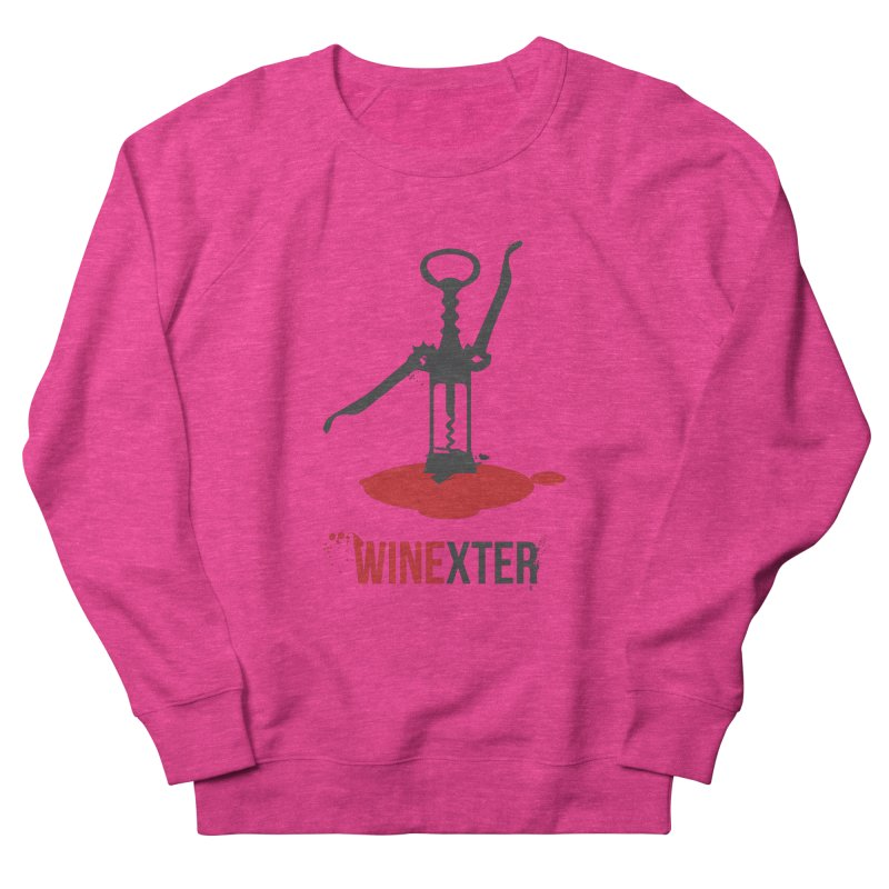 Winexter Women's French Terry Sweatshirt by fillettespompettes's Shop
