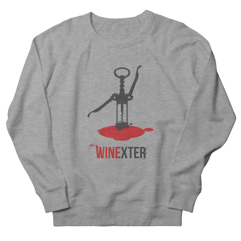 Winexter Men's French Terry Sweatshirt by fillettespompettes's Shop