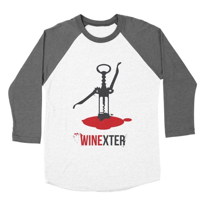 Winexter Men's Baseball Triblend Longsleeve T-Shirt by fillettespompettes's Shop