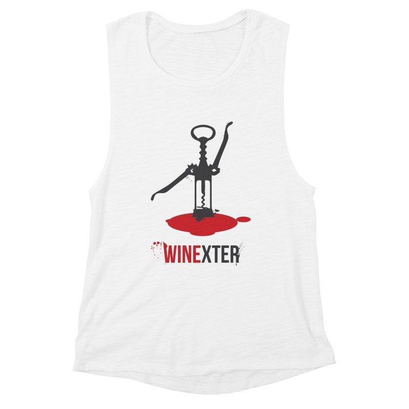 Winexter Women's Muscle Tank by fillettespompettes's Shop