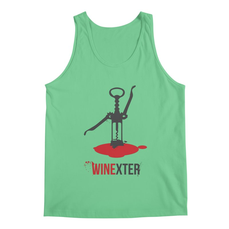 Winexter Men's Regular Tank by fillettespompettes's Shop