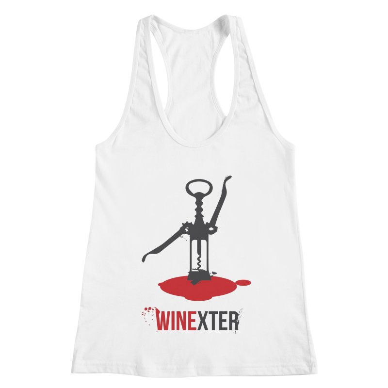 Winexter Women's Racerback Tank by fillettespompettes's Shop