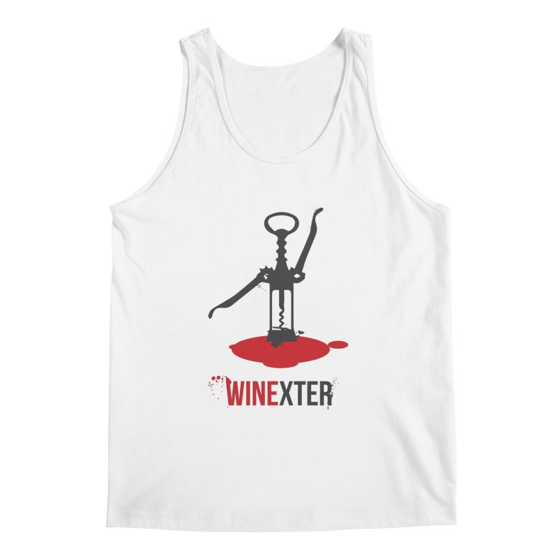 Winexter Men's Regular Tank by fillettespompettes's Shop