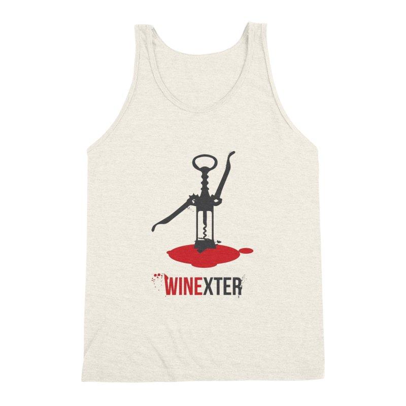 Winexter Men's Triblend Tank by fillettespompettes's Shop