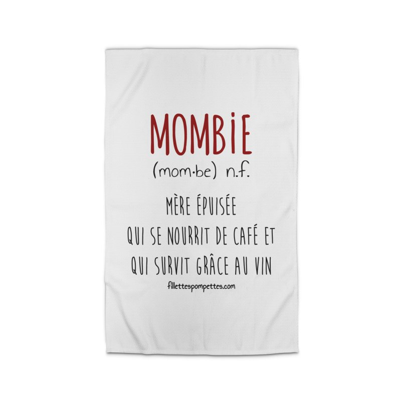Mombie Home Rug by fillettespompettes's Shop