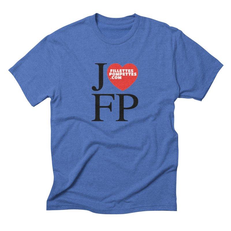 J'AIME LES FILLETTES POMPETTES Men's T-Shirt by fillettespompettes's Shop