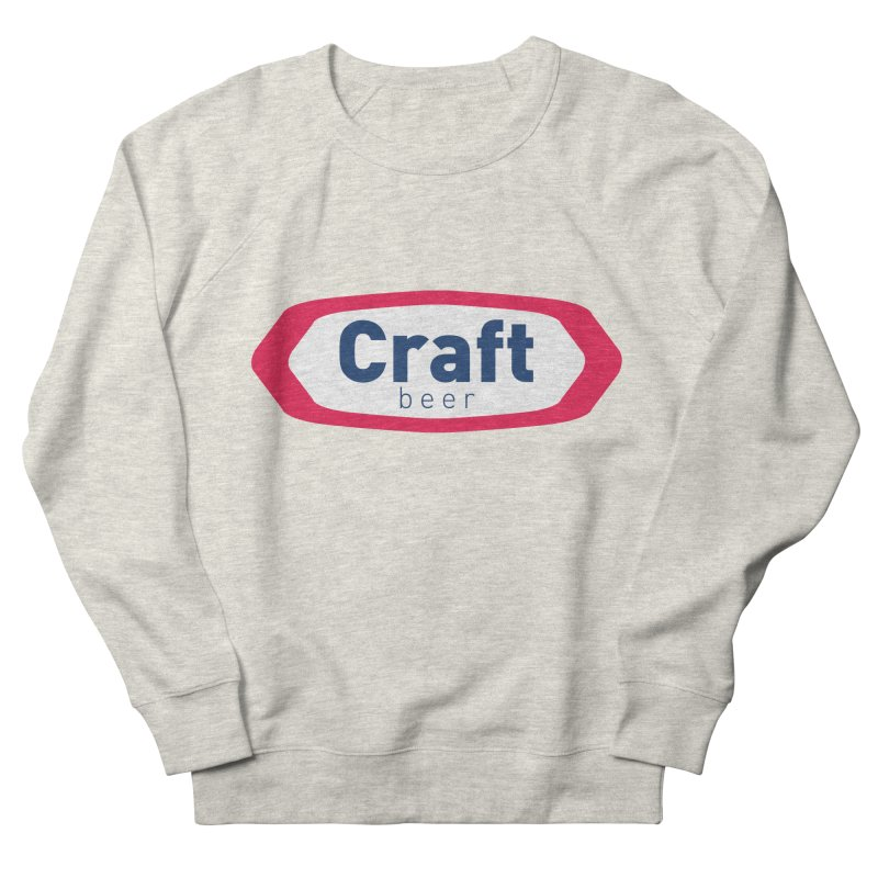 Crafty Men's Sweatshirt by Fillistrator's Artist Shop